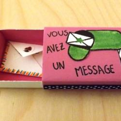 Pink Message